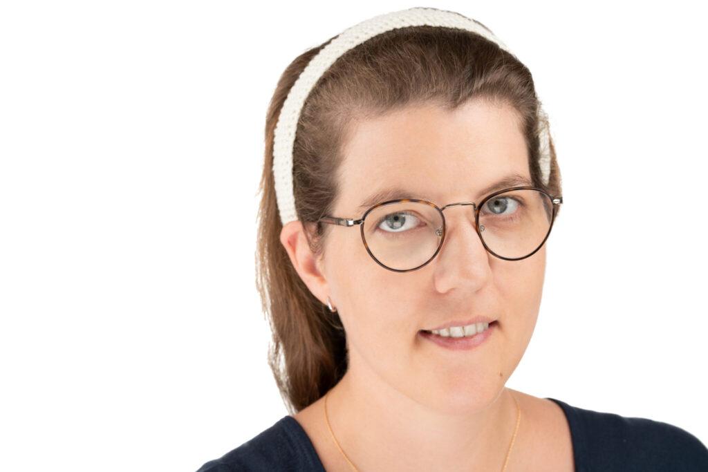 Lacy Headband free knitting pattern