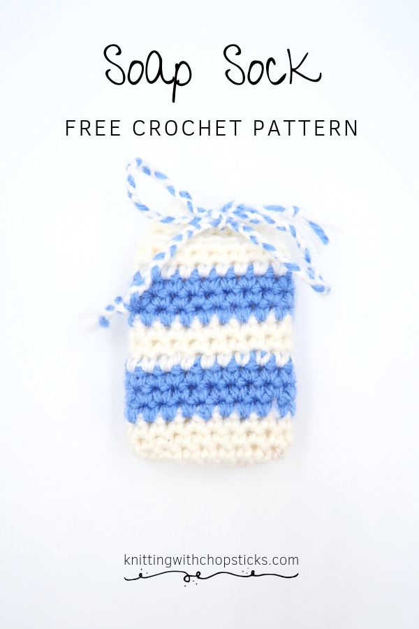Soap Saver Crochet Pattern FREE