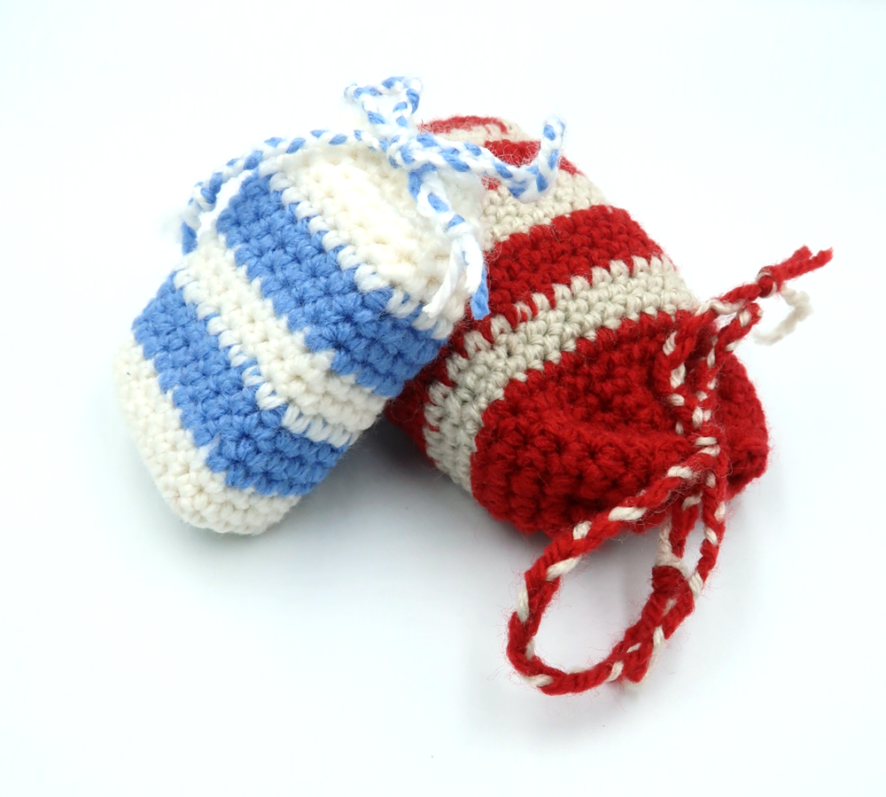 Crochet soap saver free and simple pattern