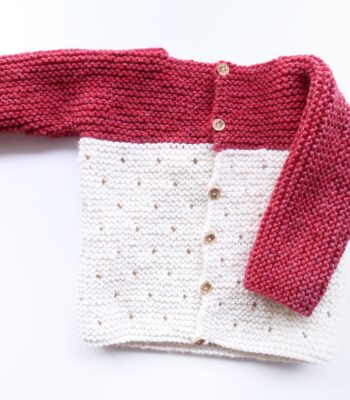 Knit Babay Sweater Pattern FREE