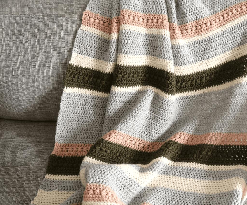 Herfst Blanket crochet pattern