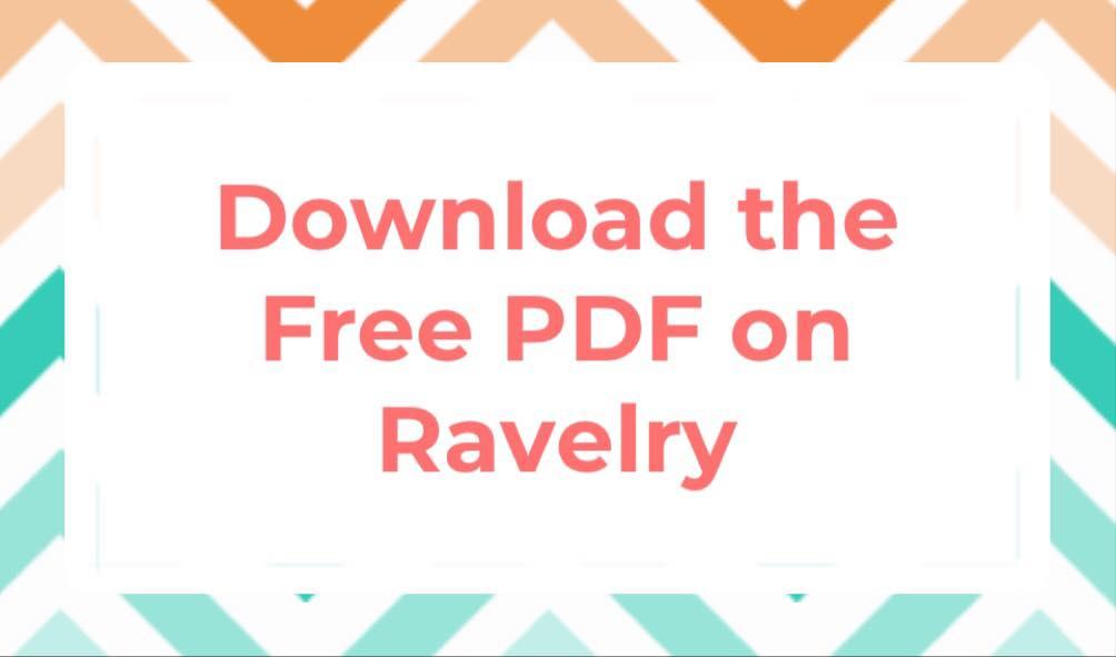 Dowload free PDF on Ravelry