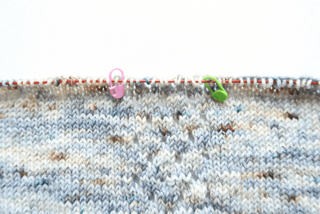 Knit sweater pattern free eyelets