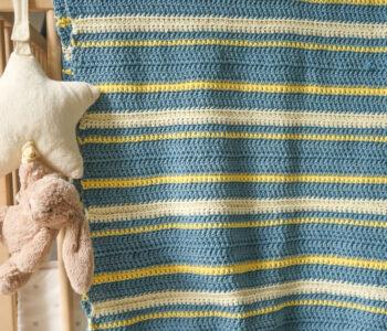 baby crochet blanket pattern
