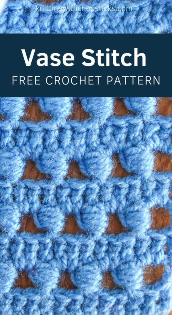 easy lacy crochet stitch pattern