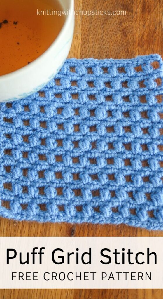 crochet stitch for beginners