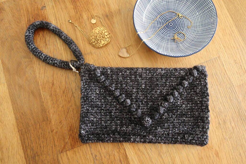 purse crochet pattern