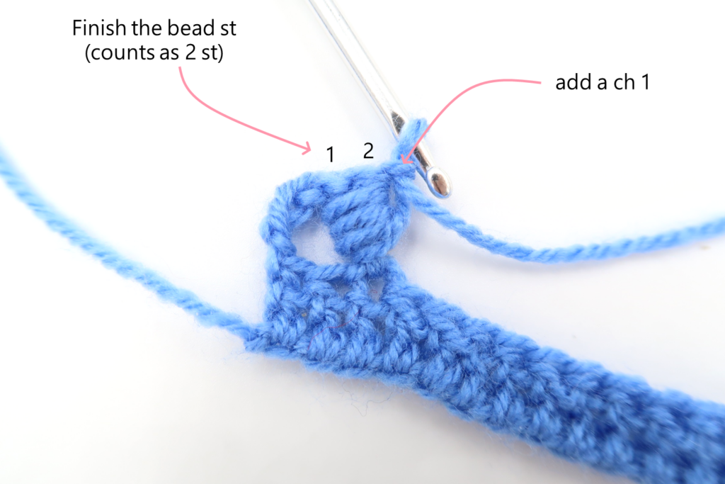 vase easy crochet stitch pattern