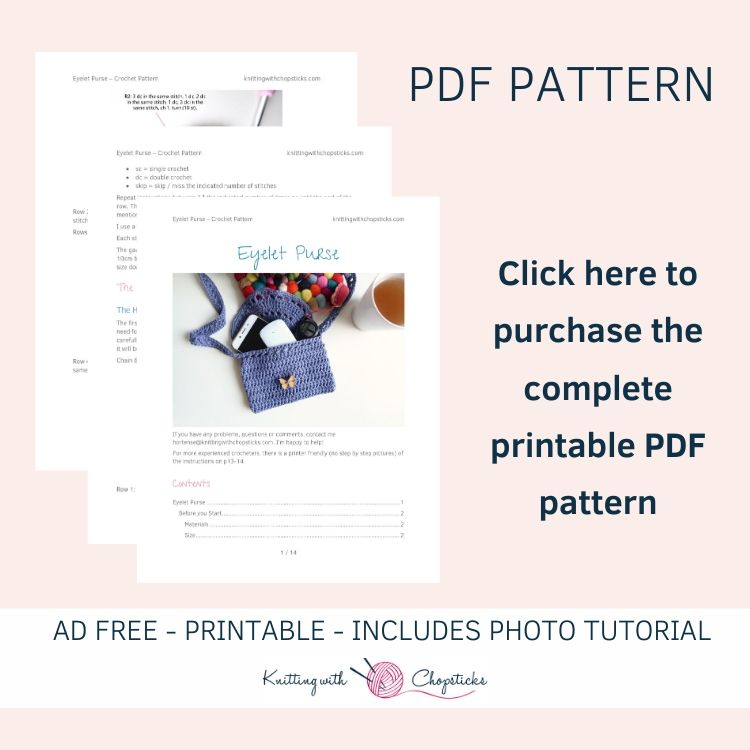 Purchase the adfree PDF pattern