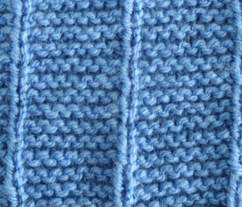 Vertical Lines Stitch