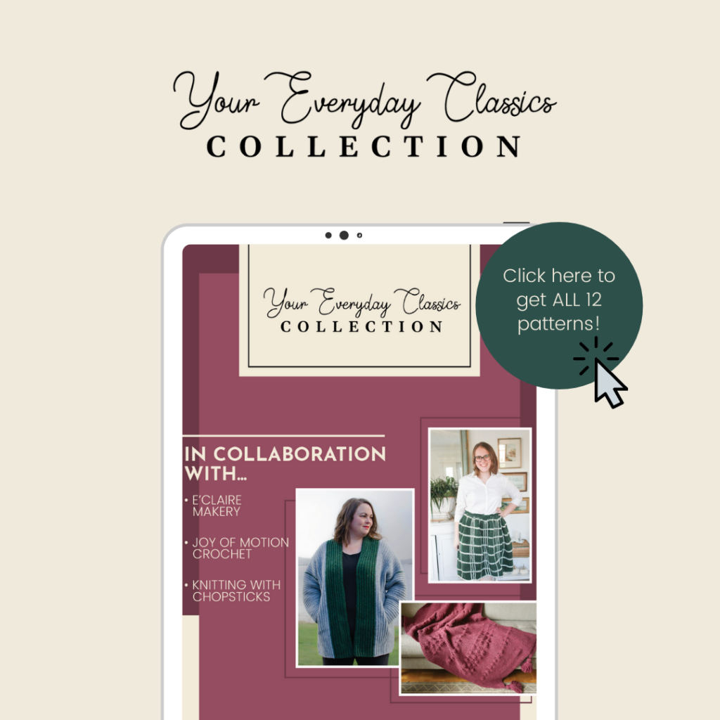 Click here to grab the PDF of the entire crochet pattern collection