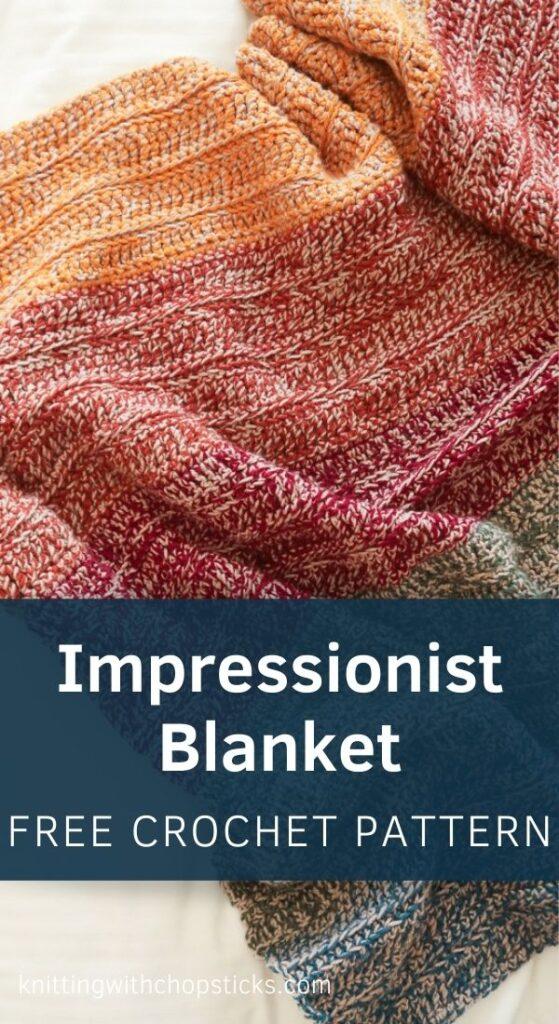 Free Blanket Crochet Pattern