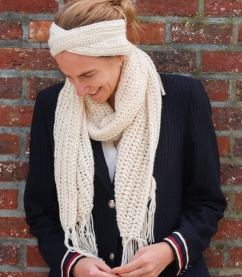 your morning scarf crochet pattern