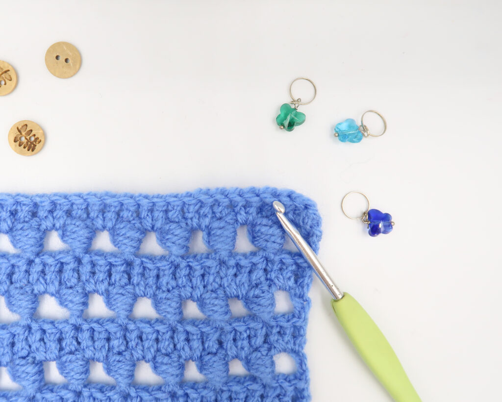 all about crochet gauge