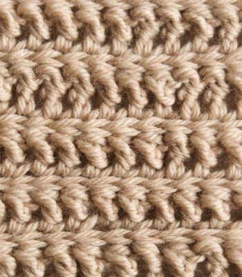 Tornado Crochet Blanket Stitch Pattern