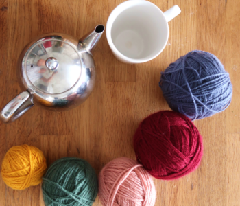 leftover yarn projects