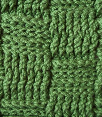 basketweave stitch crochet tutorial